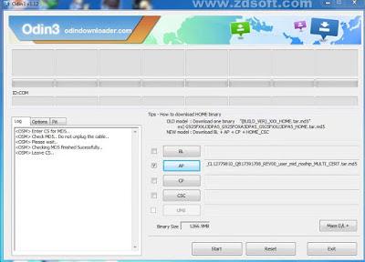 Samsung J2 2018 (SM-J250F) Combination File | Topup Nepal