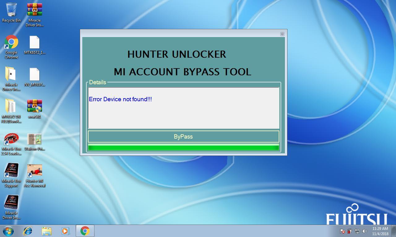 Hunter MI Account Removal (Remove Permanent Mi Account) 2018
